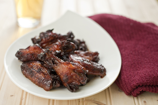 Super Bowl Appetizer Game Day Chicken Wings