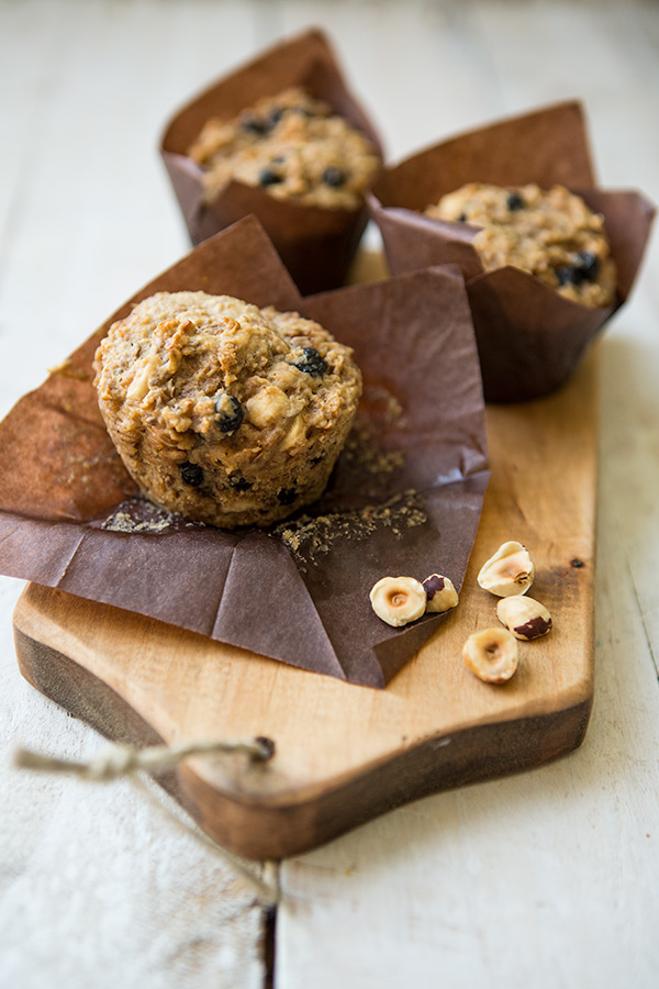 Weekly Menu and Blueberry Hazelnut Cereal Muffins via FoodforMyFamily.com