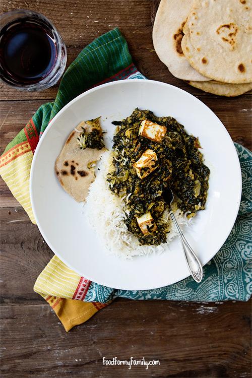 How to Make Chapati via FoodforMyFamily.com