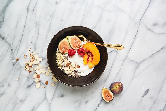Building a Yogurt Bowl | FoodforMyFamily.com